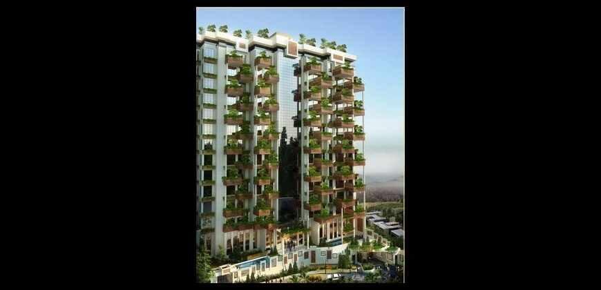 برج باغ آفرینش الهیه