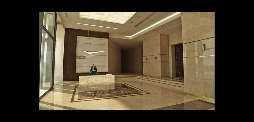 برج مسکونی فرشته پالاس