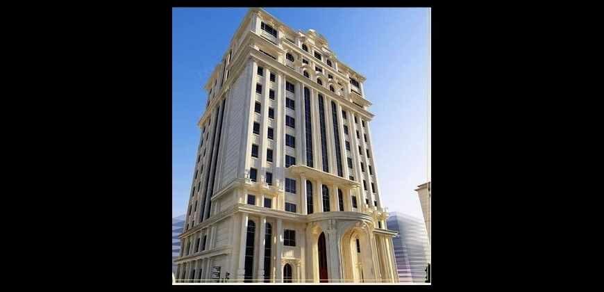 ساختمان اریو الهیه