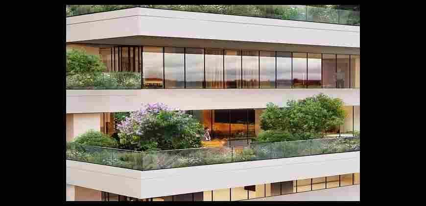 برجهای دوقلوی باغ ایرانی