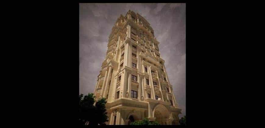برج باغ دزاشیب