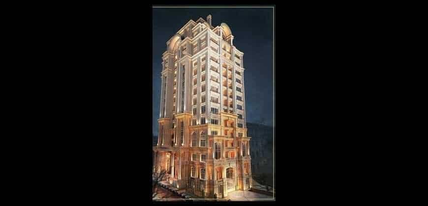 برج  آرمانی فرمانیه